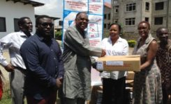 DANNEX DONATES 25,000 PIECES OF ORS TO EBOLA-STRICKEN COUNTRIES